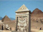 Sunlight Stone Monument
