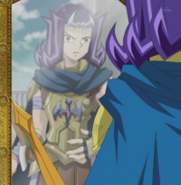 ZeXal108 - Emperor Shark with a Barian's necklace