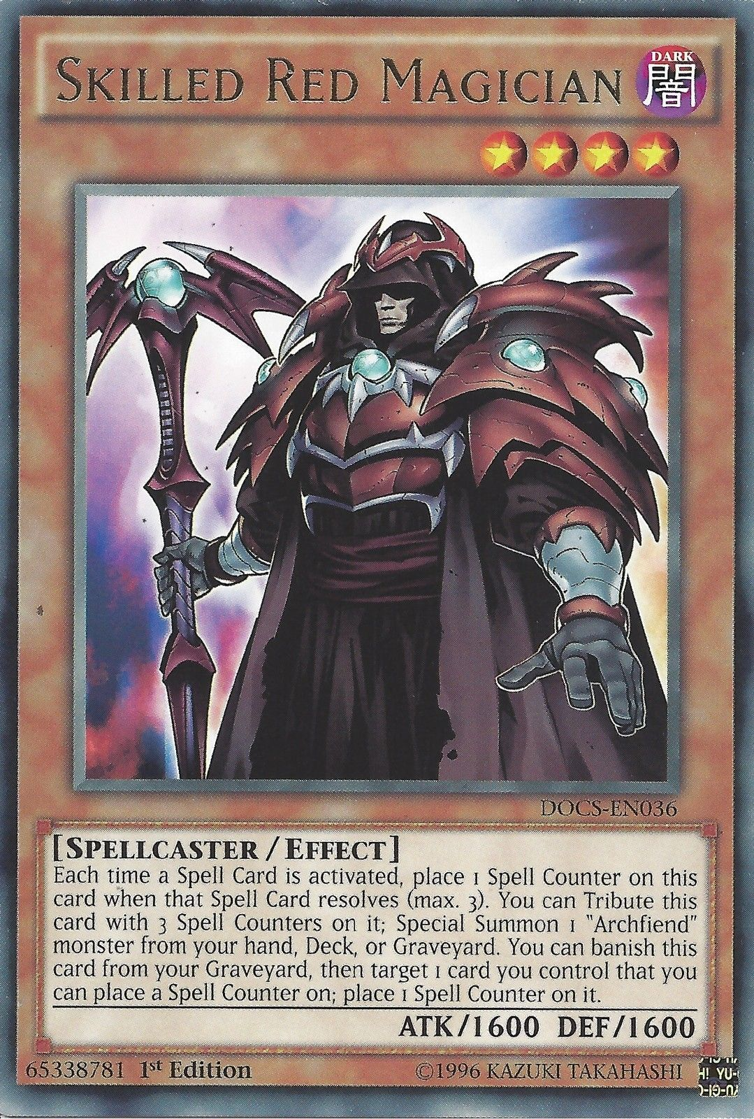 card trivia skilled red magician yu gi oh fandom powered by wikia