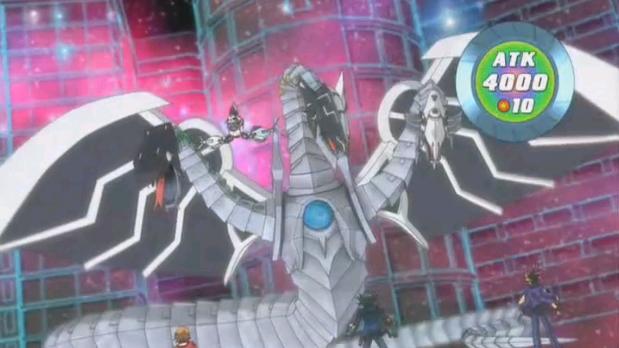 Malefic Cyber End Dragon  Anime