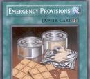 Emergency Provisions