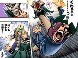 Hanasaki VS Delinquents