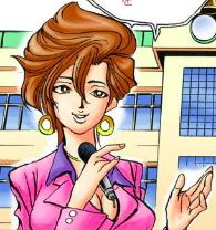 ZTV reporter manga portal