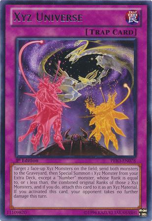Xyz Universe Yu Gi Oh Fandom Powered By Wikia