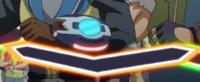 Arc V Shinji's Duel Disk