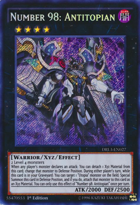 Number 98: Antitopian | Yu-Gi-Oh! | Fandom powered by Wikia