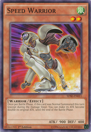 speed warrior yugioh fandom powered by wikia