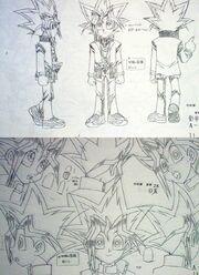 Yugi Linework