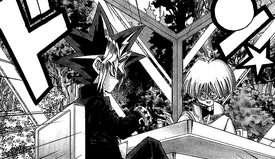 Dark Yugi VS Haga