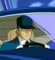 ChauffeurToei