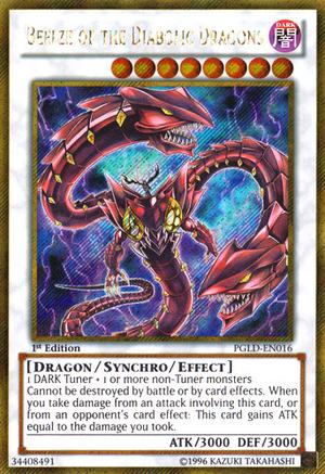 Beelze of the Diabolic Dragons