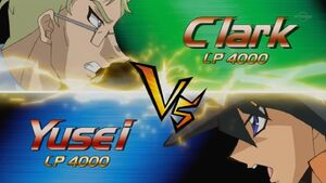 5Dx116 Clark VS Yusei
