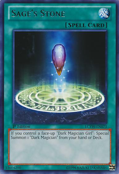 Sage's Stone | Yu-Gi-Oh! | Fandom powered by Wikia