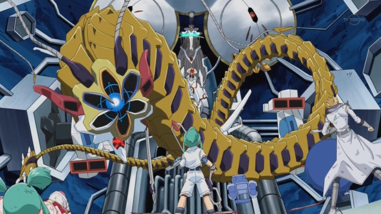 Yugioh Number 106 Yu-Gi-Oh  5D s - Episode 142