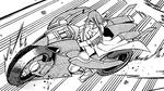Aki's manga Duel Runner
