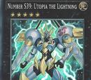 Number S39: Utopia the Lightning