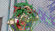 Yuya got caught