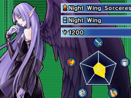Night Wing Sorceress-WC09