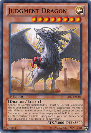 Judgment Dragon | Yu-Gi-Oh! | FANDOM powered by Wikia