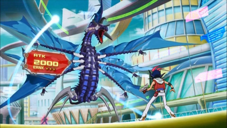 Number 17: Leviathan Dragon (anime) | Yu-Gi-Oh! | Fandom ...
