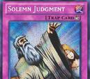 Solemn Judgment
