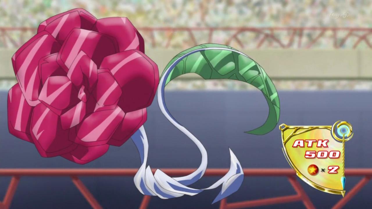 Crystal Rose  Anime