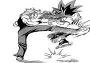 YGO-044 Kick