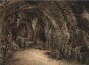 Civilization Volcano Cave