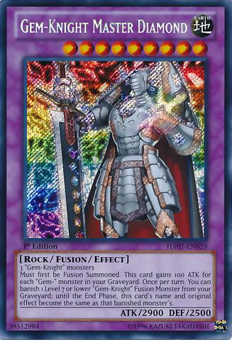 wiki Gem Knight Master Diamond