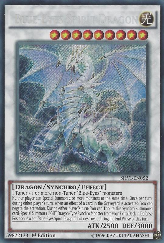 Yugioh - Kaiba und seine Blauäugigen w. Drachen sind zurück!