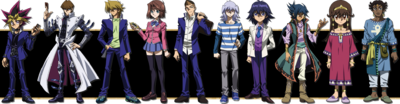 DSOD characters