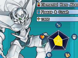 Elemental Hero Absolute ZeroWC10