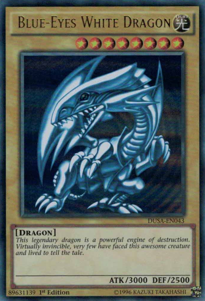 how to get blue eyes ultimate dragon