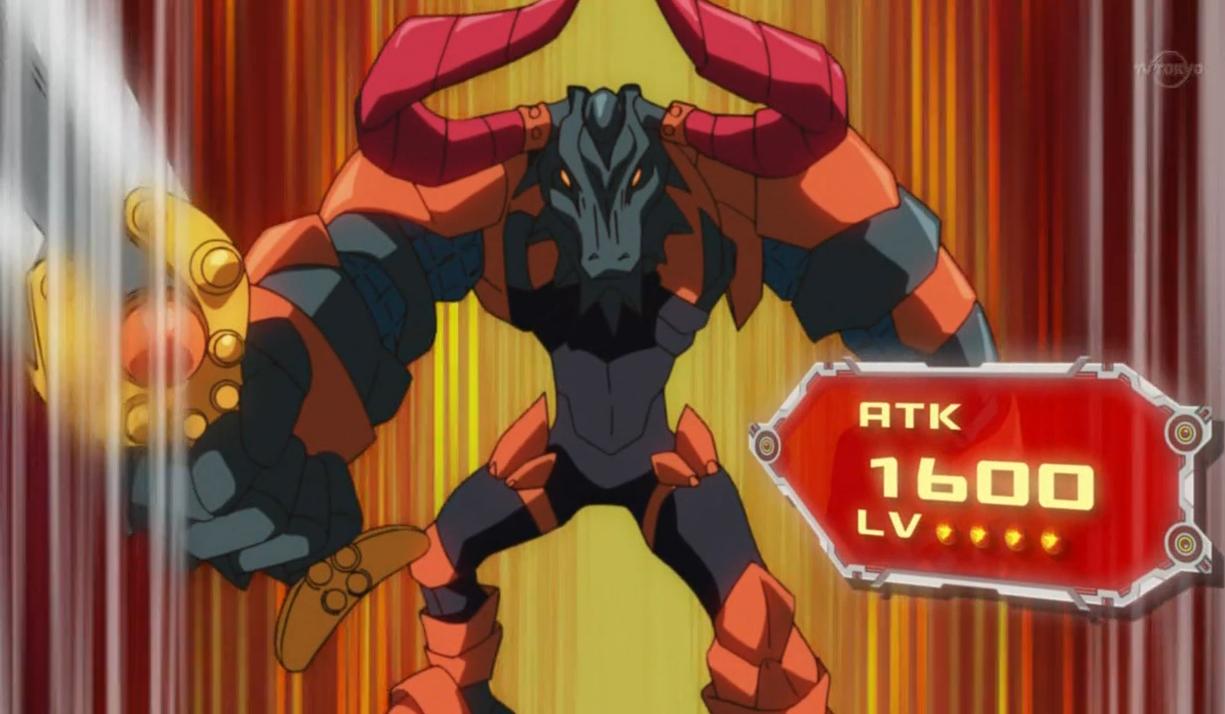 Bull Blader  Anime