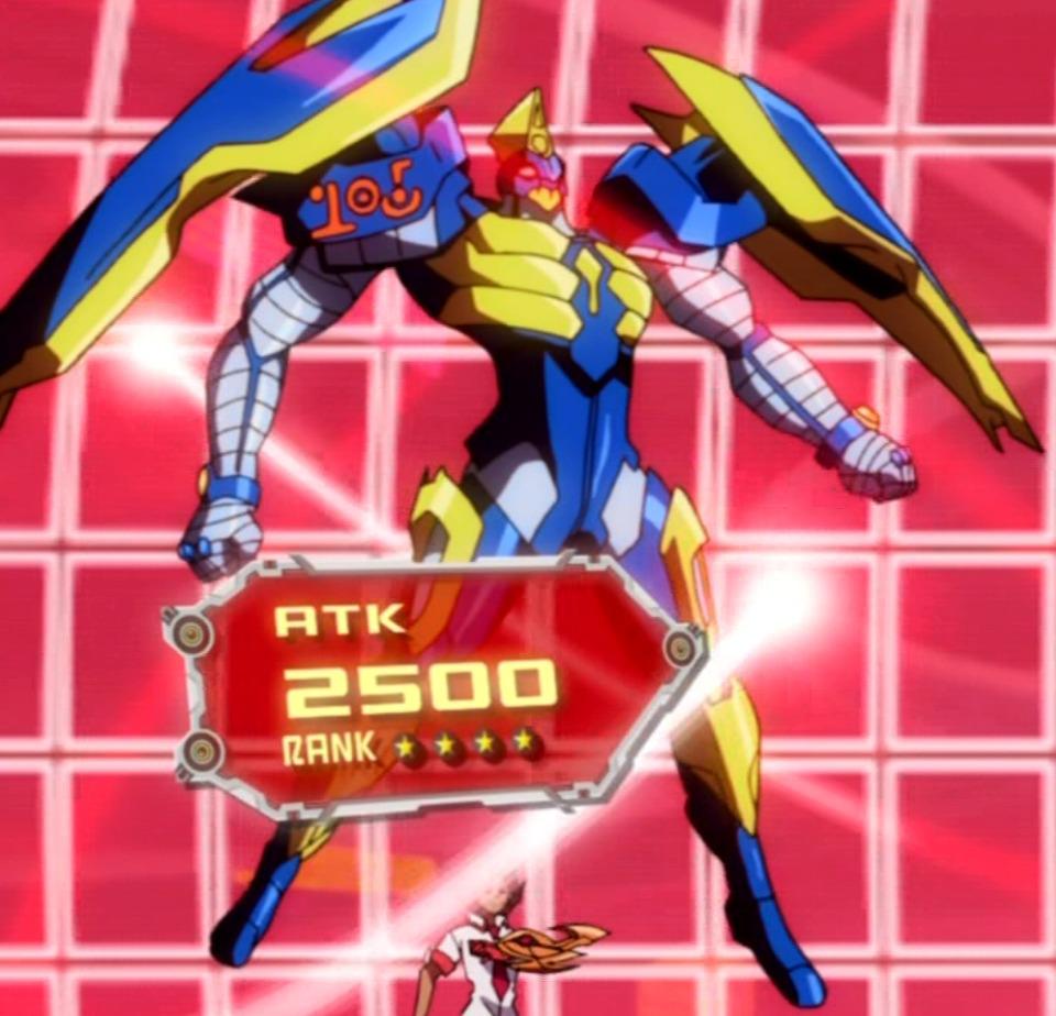 number 105 battlin u0027 boxer star cestus anime yu gi oh