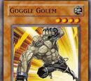 Goggle Golem