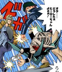 Delinquents beat Hanasaki
