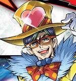 Mr Heartland (manga)