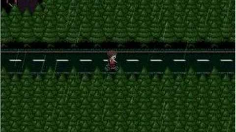 Yume Nikki - How to get the Stoplight Effect