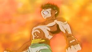 Yusuke's Sacred Energy
