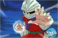 Genkai; Masked Fighter