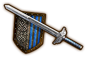 File:Hyrule Warriors Hylian Sword Knight's Sword (Level 1 Hylian Sword).png