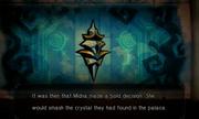 Hyrule Warriors Legends Linkle's Tale - Her True Self Shadow Crystal (Cutscene)