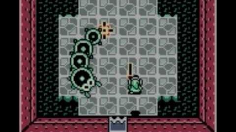 Moldorm (Link's Awakening)