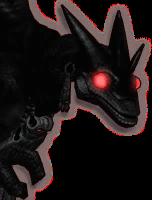 Hyrule Warriors Enforcers Dark Fiery Aeralfos (Dialog Box Portrait)