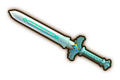 Hyrule Warriors Goddess Blade Goddess Longsword (Level 2 Goddess Blade)