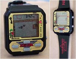 Zelda Game Watch