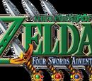The Legend of Zelda : Four Swords Adventures