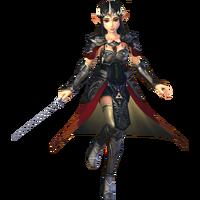 Hyrule Warriors Princess Zelda Standard Outfit (Boss - Argorok Recolor)