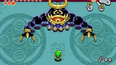 Vaati's Wrath (The Minish Cap)